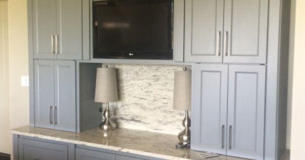 Gray Cabinets AF705 Cinder from Benjamin Moores Affinity