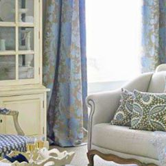 Nice Colors For Living Room Walls Ideas A Bare Wall Cottage French Country | Blue And White ...