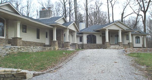Renovating Ranch Style Homes Exterior Home Remodelers 1950's