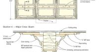 Coffered Ceiling Beam Detail Drawing Pictures to Pin on ...