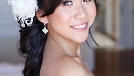 6 Most Beautiful Asian Bridal Hairstyles Asian Wedding