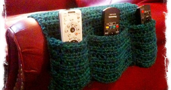 chair covers couch task stool arm remote caddy | crochet pinterest armchairs, stitches and yarns