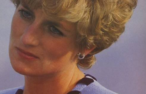 1992 Nov 3 Princess Diana In Korea, The Strain Of Having