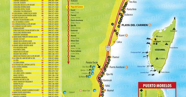 Valentin Imperial Riviera Maya Resort Map Hotel On