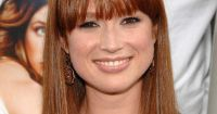 Cute bangs. Ellie Kemper. | Hair | Pinterest | Ellie ...