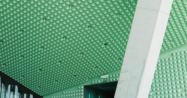 stadium seating couches living room best rug material for casa de musica, porto. koolhaas | interior inspiration ...