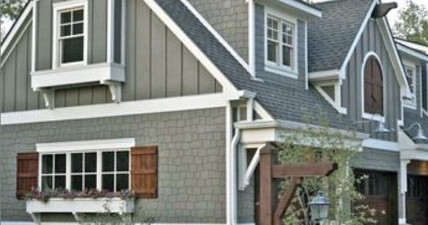 My Favorite Siding Combination Board And Batten And