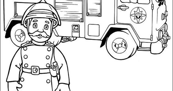 Fire Engine Cartoons For Kids, Fire, Free Engine Image For