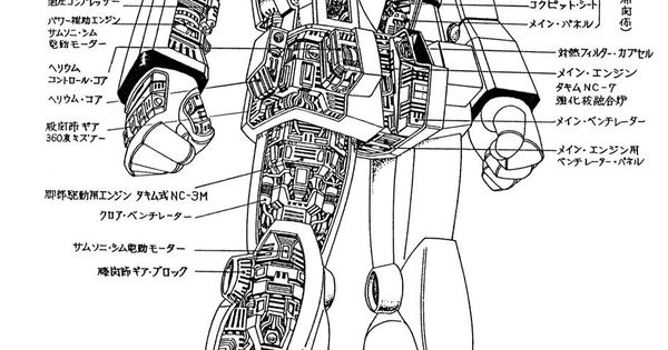 GUNDAM GUY: Gundam Art: RX-78-2 Gundam Blueprint