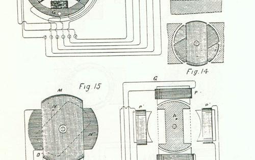 Nikola Tesla's patent for electrical transmission of power