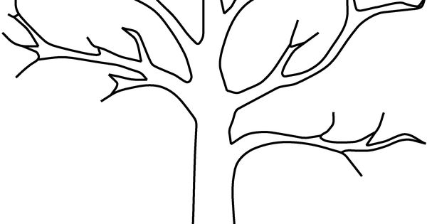 Apple Tree Template.dgn: Apple Tree Without Leaves