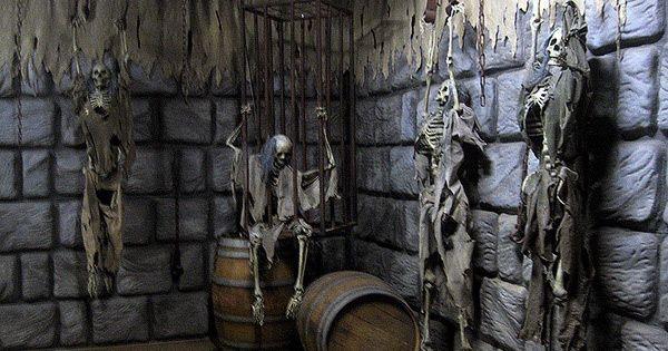 HalloweenSkeleton dungeon  HolidayHalloween  Pinterest