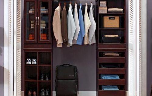 399 Closet Organization System at Menards  Master Walk