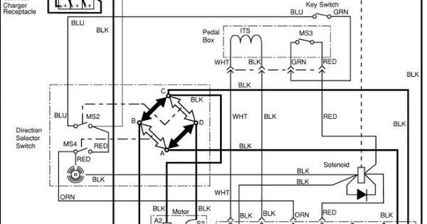 legend golf carts wiring diagram