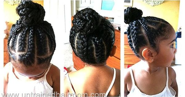 Image Result For Iding Hairstyles For Kids Black Kids