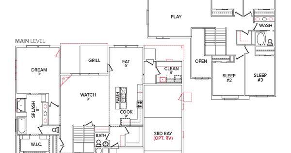 Manhattan 3229 ::: Floor Plan