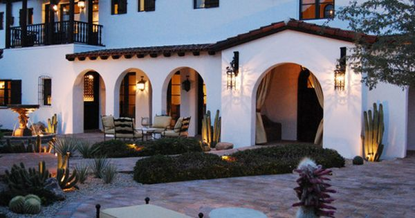 Dream Spanish Style Home Exterior Design Ideas Remodels