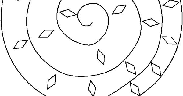 Paper plate snake template to use with Joe Hayes' book The