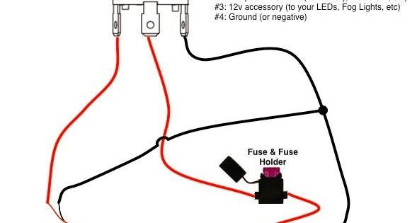 wiring 3 offroad lights jeep wrangler forum