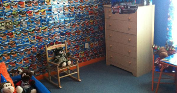 Hot Wheels Kids Room Bedroom Ideas For Lil Man
