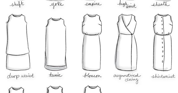 41 Insanely Helpful Style Charts Every Woman Needs Right