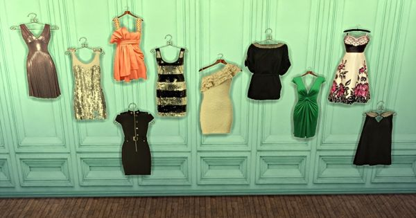 DECO CLOTHES At Leo Sims Sims 4 Updates The Sims 4