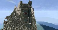 Castle mountain Minecraft Project   Minecraft Inspiration ...