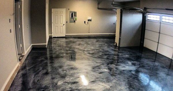 Cool Epoxy Grey Paint Ideas For Garage Floors  Shop ideas