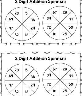 Here is a fun math center activity where students will