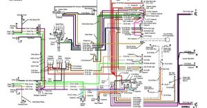 55 Chevy Color Wiring Diagram | 1955 Chevrolet | Pinterest | Chevy and Colors