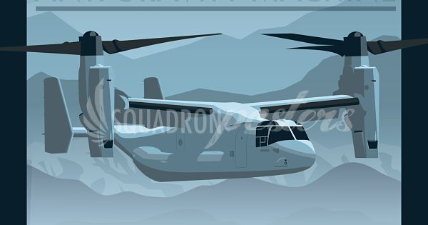 V22 Osprey The Abominable AntiGravity Machine