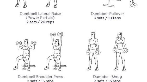 14 Moves to Tone and Define Your Back like Miss Oklahoma