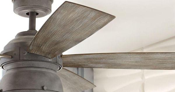 Home Decorators Collection 52 in. Indoor/Outdoor Weathered