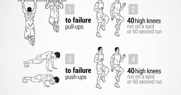 navy seal circuit training workout success