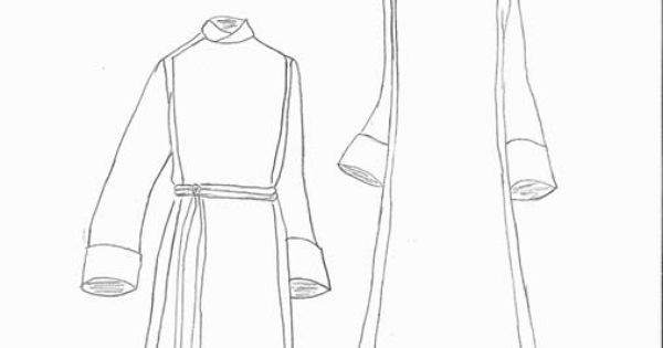 Vestment Patterns For Chausable, Dalmatic, Cassock-Alb and