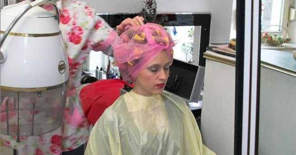 6465614  Hair Rollers and Curlers  Pinterest  Salons