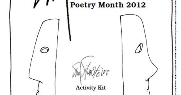 Shel Silverstein Poetry Month 2012 Activity Kit [pdf] from