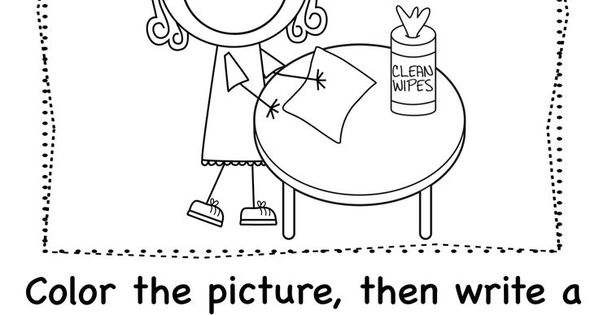 Kindergarten writing prompts. Do your kids need a visual
