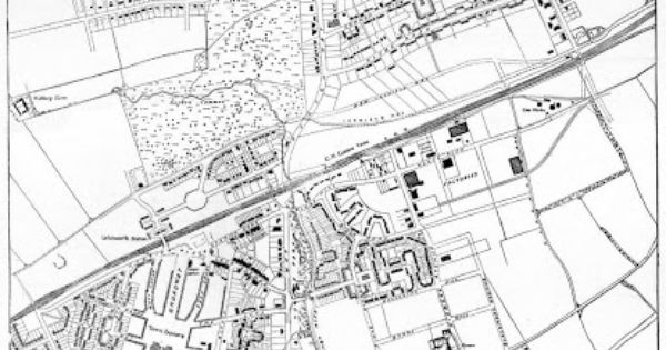 Barry Parker & Raymond Unwin. First Garden City Letchworth