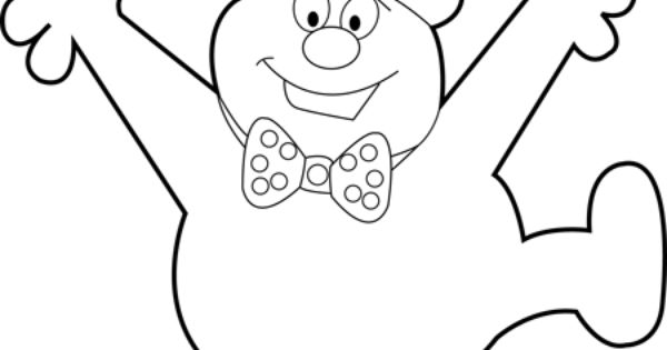 Step frosty How to Draw Frosty the Snowman Step by Step