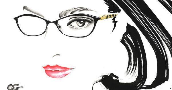 #Livepainting #OHGUSHI #Fashion_illustration #Cosmetic #