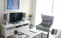 Cozy Little House: Ideas For Small Living Room Furniture ...