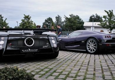 Boutique Supercars On Pinterest Pagani Zonda Koenigsegg