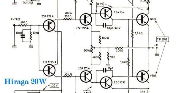 Jean Hiraga Super 20W Class A Amplifier Schematic.jpg