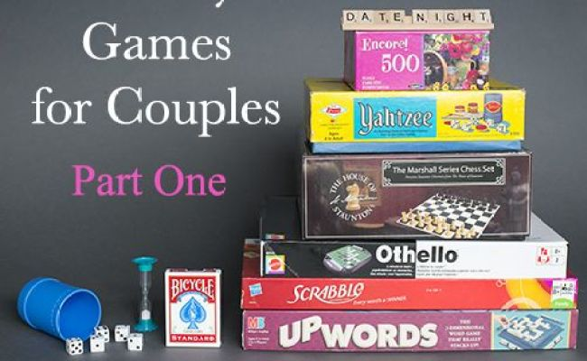 Two Player Games For Couples Puzzles Card Games And The