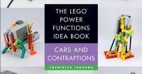 LEGO Power Functions Idea Book, Vol. 2 | No Starch Press ...