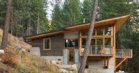 hillside and view lot modern home plans | Hillside Home ...
