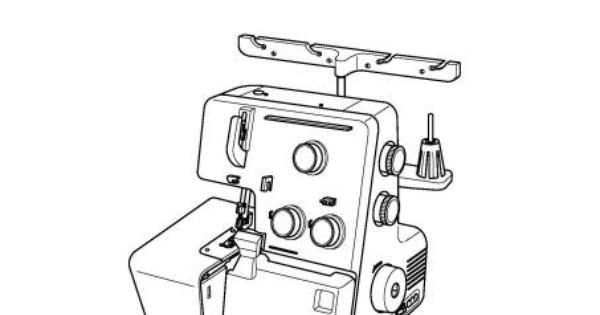 Janome 213D Sewing Machine Instruction Manual. Janome 213D