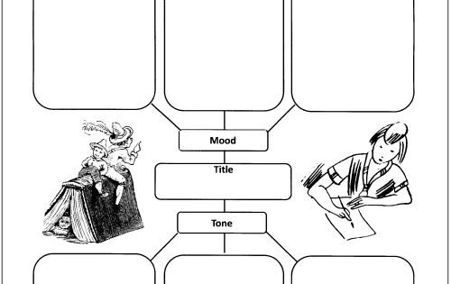 Free Graphic Organizers for Teaching Literature and