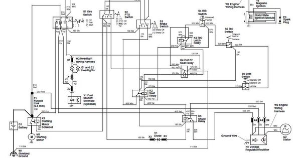 John Deere 2305 Electrical Schematic, John, Free Engine